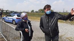 FOTO/2 Gravissimo incidente al Migliaro: paracadutista precipita e muore