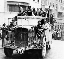 25 Aprile: «Date un fiore al partigiano»