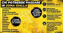 Zona gialla: ripartono ristoranti, cinema e teatri