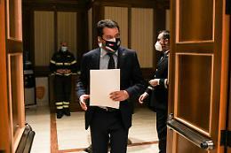 """Salvini """"Cancellare il coprifuoco è una richiesta di tutti"""""""