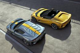 Ferrari presenta la 812 Competizione e la 812 Competizione A