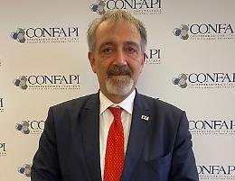 Confapi Sanita', Francesco Rocca eletto presidente