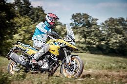 Al via la nuova stagione della Suzuki V-Strom Academy