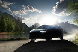 Subaru presenta Solterra il nuovo SUV completamente elettrico