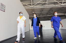 OCSE, in Italia il numero degli infermieri e' inferiore alla media Ue