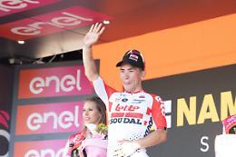 Ewan vince la quinta tappa del Giro, De Marchi resta in rosa