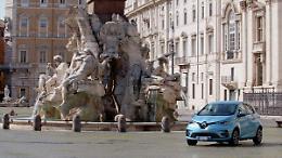 Renault leader in Italia per i veicoli elettrici