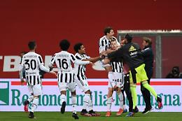 Coppa Italia alla Juventus, in finale battuta 2-1 l'Atalanta
