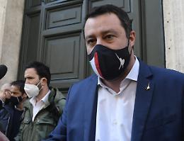 """Amministrative, Salvini """"Lunedì vertice dei leader del centrodestra"""""""
