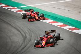 Doppietta Ferrari in Fp2 Monaco, Leclerc precede Sainz