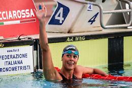 """Europei nuoto, Pellegrini argento nei 200 sl """"Non era scontato"""""""