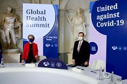 """A Roma il G20 della Salute """"Vaccinare il mondo rapidamente"""""""
