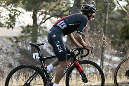 Fortunato vince tappa sullo Zoncolan, Bernal padrone del Giro