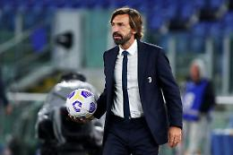 """La Juve saluta Andrea Pirlo """"Grazie di tutto"""""""