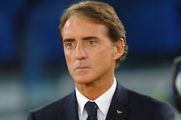 Mancini convoca 28 azzurri, fuori Cragno e Kean