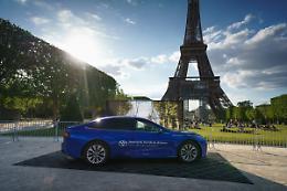 Toyota Mirai, record di distanza con un rifornimento di idrogeno