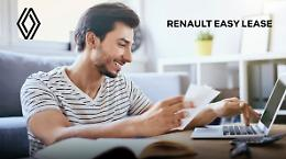 Renault, offerta 100% digitale di noleggio a lungo termine