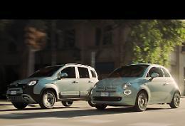 Fiat scende in campo per supportare gli Azzurri del calcio