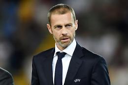 Superlega, Uefa sospende procedimento contro Juve, Barca e Real