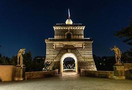 Roma, nuova illuminazione per la Torretta Valadier di Ponte Milvio