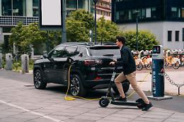 Leasys e Helbiz insieme per un progetto di mobilita' sostenibile