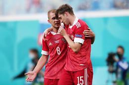 Miranchuk rilancia la Russia ad Euro2020, Finlandia battuta 1-0