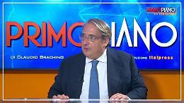 """Napoletano """"Credito Draghi può fare bene all'Italia"""""""
