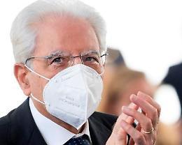 """Giornata del rifugiato, Mattarella """"Italia mai sottratta a salvataggio"""""""