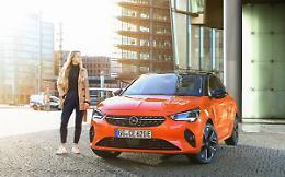 Nuova Opel Corsa l'auto piu' venduta in Gran Bretagna