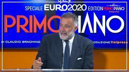 """Barbareschi """"Bravo Mancini, mi diverto e tifo con mio figlio"""""""