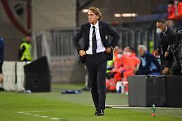 """Mancini """"Onoriamo Wembley, voglio continuare a divertirmi"""""""