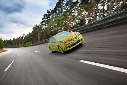 Dopo lunghi test nuova Opel Astra e' in dirittura d'arrivo