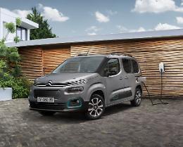 Al via gli ordini di Citroën ë-Berlingo