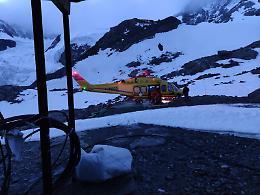 Morte due alpiniste sul Monte Rosa, salvo terzo disperso