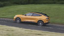 Al via ordini online per la Ford Mustang Mach-E GT