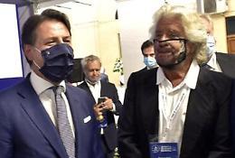 M5s, Grillo e Conte d'accordo su nuove regole