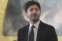 """Vaccino, Speranza """"Dati incoraggianti, scaricati 28 mln di Green Pass"""""""