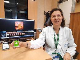 """Una videocapsula """"intelligente"""" per le diagnosi dell'intestino tenue"""