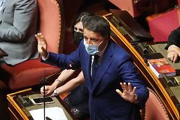 """Renzi """"Un patto per fissare tempi e modifiche Ddl Zan"""""""