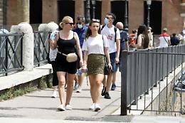 Il 76% degli italiani non vede l'ora di tornare a viaggiare