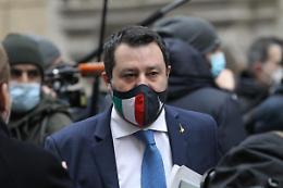 """Vaccino, Salvini """"Obbligo per i ragazzi è folle, Zingaretti studi"""""""