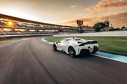 Record sul giro a Indianapolis per la Ferrari SF90 Stradale