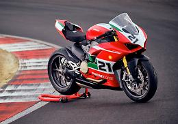 Ducati, tributo a Troy Bayliss con Panigale V2 speciale
