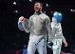 Dalla scherma prima medaglia Italia ai Giochi, Samele argento