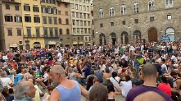 """""""No Green Pass Day"""", manifestazioni in tutta Italia"""