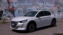 Peugeot e-208, 100% appagante e rispettosa dell'ambiente