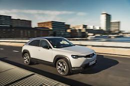 Con Mazda Rent puoi noleggiare MX-30 100% elettrica