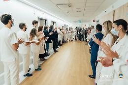 Al Gemelli inaugurato il nuovo reparto di oncologia medica
