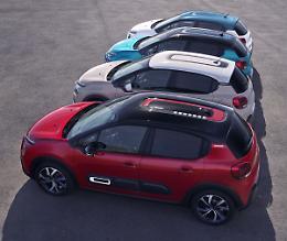 Con Citroën C3 puoi esprimere liberamente il tuo stile