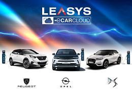 Leasys CarCloud E-Nergy, l'abbonamento ai SUV compatti elettrici